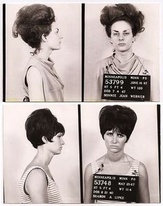 1967: Bonnie Jean Werner was arrested and charged with animal cruelty after an eyebrow mishap inspired her to staple live tadpoles to her forehead. Her unwitting accomplice, Sharon A. Lipke was charged with possession of frog spawn with the intent to sell it for cosmetic purposes.