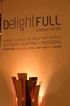 Delightfull at 100% Design London @100% Design #100design #100%designshow #LDF13 #delightfull