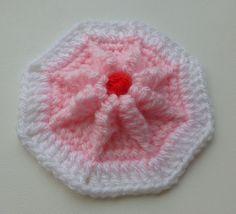 3D petals octagonal