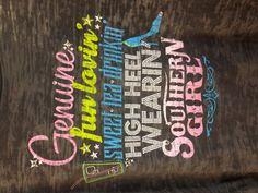 Southern girl :-)
