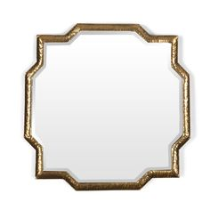 Mughal-Inspired Accent Mirror | Wisteria