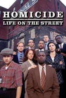 Homicide Life on the Street-was such a great show,  filmed in Bmore!