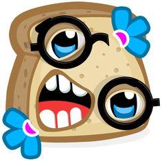 Como Juliana Wetmore, todos somos hermosos. la tostada, todo somo, kawaii ilustr, juliana wetmor, somo hermoso, como juliana