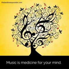 🎵😊🎧🎼 How Listening to #Music Benefits Your #Brain    #stress #depression #anxiety #mentalhealth #sleep #ADHD