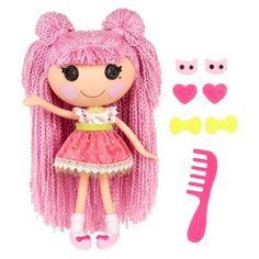 Lalaloopsy Loopy Hair Jewel Sparkles Doll  For abbey
