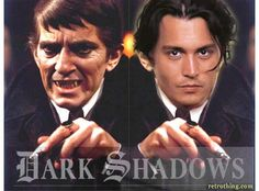 OMG - Johnny Depp as Barnabus Collins??? Shut the front door!! Can't wait for this one!