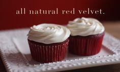 all-natural-red-velvet-cupcakes by sophistimom, via Flickr
