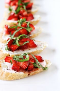 11+Easy+Appetizers+For+Summer+Entertaining+via+@domainehome