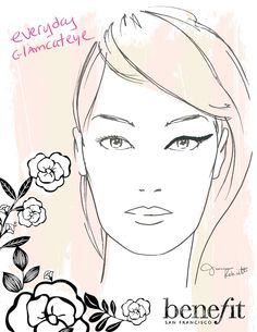 Try something new with the every day glamcat eye