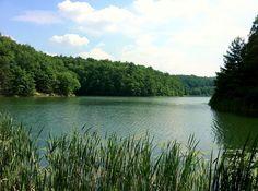 Long Branch Lake, Pipestem, WV