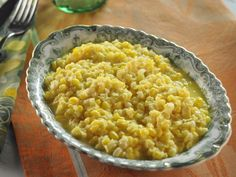 Cream-Style Corn Recipe : Trisha Yearwood