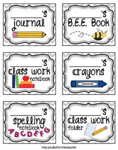student birthday ideas, name tags, school, teacher freebies, a cupcake for the teacher