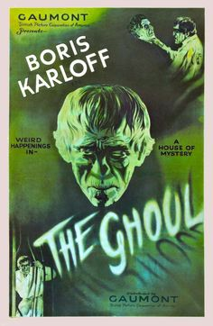 The Ghoul.....1933