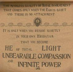 Be Here Now, Ram Dass    via http://nineeyedoracle.tumblr.com/post/28060002455#