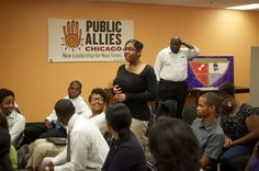 Chicago Allies get to know each other. by PublicAllies, via Flickr