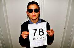 the number is 78 (henrik vibskov)