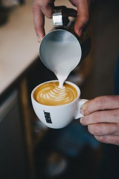 Latte #FillYourStocking