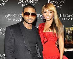 Beyoncé & Usher ...