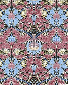 William Morris - Nouveau Garden Essence - Raisin