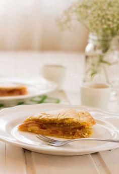 Tarta de manzanas sin leche, sin huevos y sin azúcar refinada @@@@...http://es.pinterest.com/ligia22ga/ni-huevo-ni-leche/