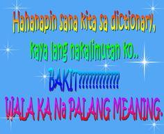 Gusto kitang makamtan Ikaw kase ang Pangarap ko More