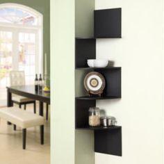 Hanging Corner Storage Shelf