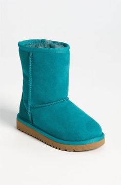 UGG® Australia 'Classic Short' Boot (Walker, Toddler, Little Kid & Big Kid) available at #Nordstrom