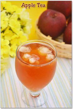 Apple Tea Recipe