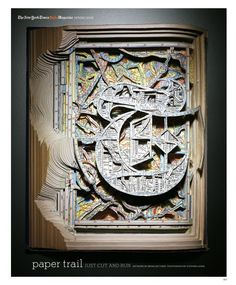 The New York Times Style Magazine - Carving