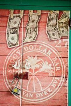 Soggy Dollar Bar Jost Van Dyke, BVI