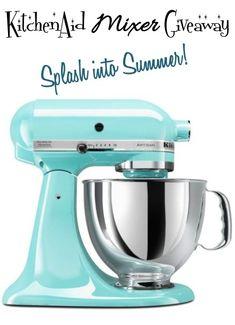 Kitchenaid stand mixer http://www.amazon.com/gp/search/ref=as_li_qf_sp_sr_tl?ie=UTF8&camp=1789&creative=9325&index=aps&keywords=kitchenaid+stand+mixer+red&linkCode=ur2&tag=robprod-20
