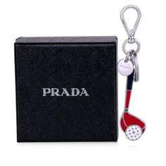 Prada Women's Golf Keychain
