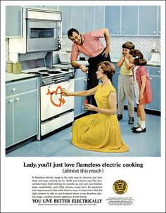 You Live Better Electrically, 1966