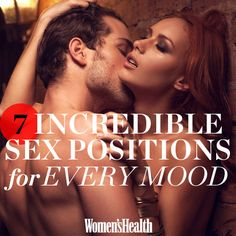 7 Incredible Sex Positions for Every Mood | Women's Health Magazine
