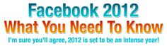 Free #webinar: Find out what you don't know, but should about Facebook for biz in 2012