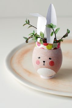 DIY - Easter bunny m