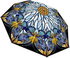 Tiffany Butterfly Umbrella