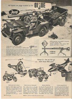 G.I. Joe Sears 1966