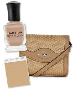 Shop Pantone's Top 10 Spring 2014 Colors - Sand from #InStyle