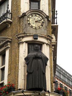 The Black Friar ~ London, England