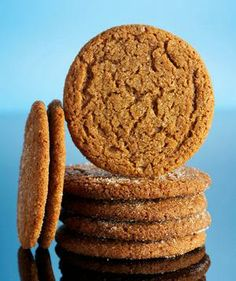 Chewy Spice Cookies recipe