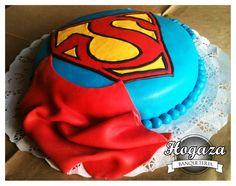 torta superman :D