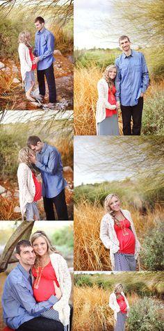 Outdoor Maternity Pregnancy Photos