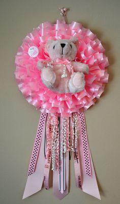 It 39 s a boy girl door hangers on pinterest burlap door for Baby girl hospital door decoration