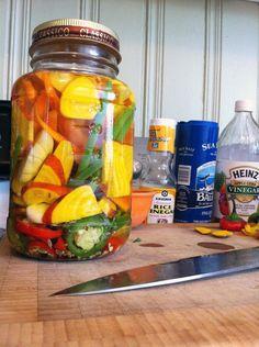 Fridge pickles101 - Hip Girl's Guide to Homemaking - Hip Girl's Guide to Homemaking