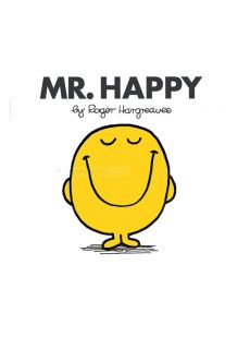Mr Happy book by Roger Hargreaves