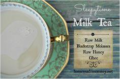 Sleepytime Milk 'Tea'