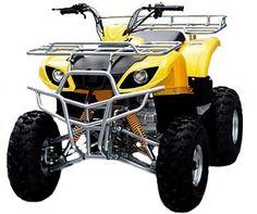T250DSU Full-Size Utility ATV #ATV #UTV #4Wheeler #offroad
