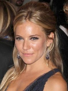I love Sienna Miller. Great style icon