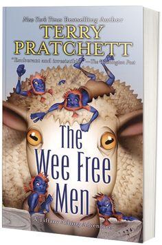 The Wee Free Men...a desert island book!